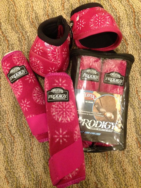 Prodigy Fashion Athletic Boots, Two Pack and FREE BELL BOOTS
