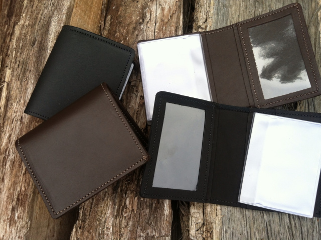 Classic BiFold Wallet with Window
