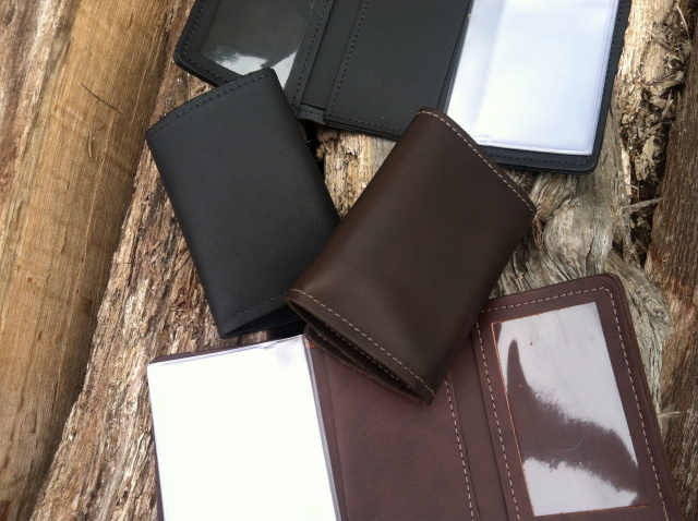 Trifold Wallet with Window